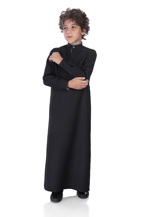 Picture of Long  Suit- Long sleeve (BLK)